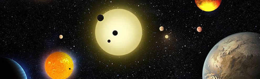 Descubierto planeta recién nacido