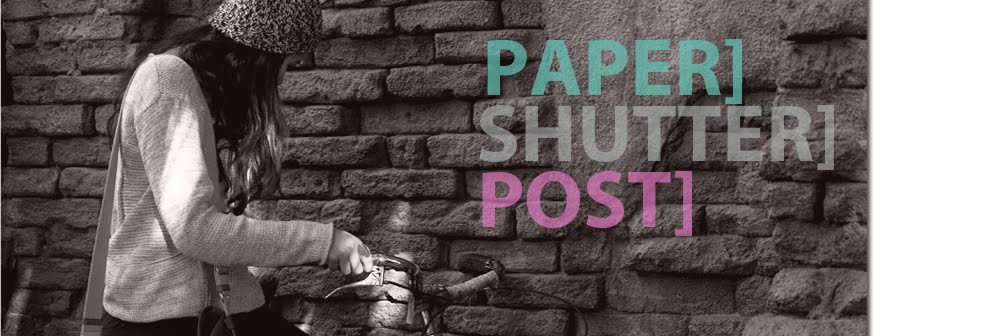 paper shutter  post