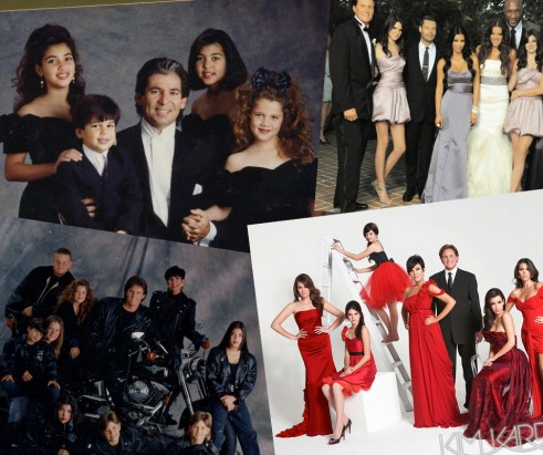 I Anticipate The Jenner Kardashian Odom Disick Christmas Portrait Every Year This Has Been A Tradition In Family Since They Were Children