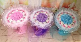 Hello Kitty Bouquet, Jual Bouquet