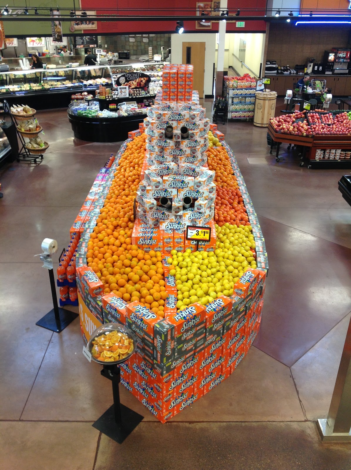 Grocery Store Display Ideas Pictures to Pin on Pinterest ...
