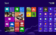 Official launch of Windows 8 is still in the future: October 26th.