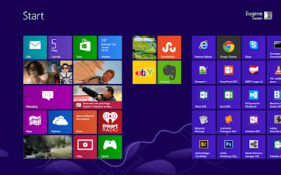 Cara ScreenShot di Windows 8