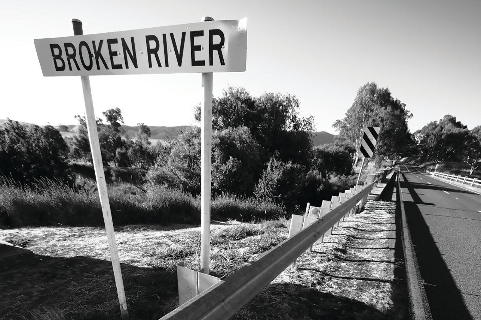 BROKEN RIVER - Revelations striking the heart!