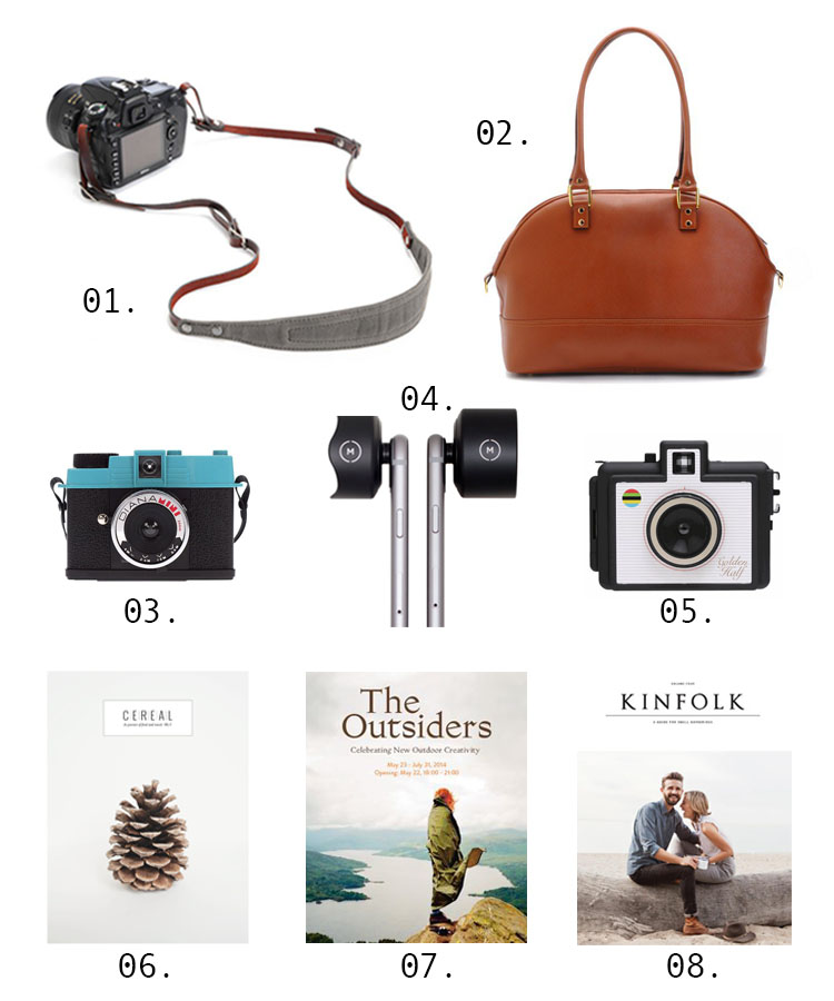Holiday Gift Guide_For Photographer