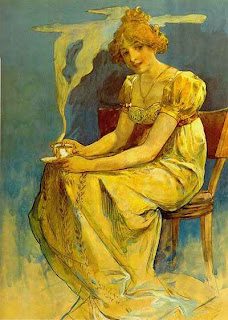 Top 10 famous paintings of Alphonse Mucha oil paintings and price
