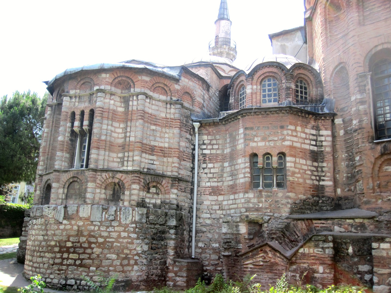 Cannundrums: Chora, Church of the Holy Savior in - Istanbul