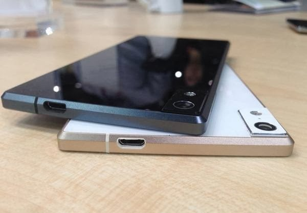 Gionee Elife S5.5 thinnest phone in the world