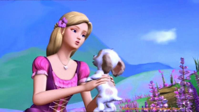 Kids Cartoons Barbie Diamond Castle Photos