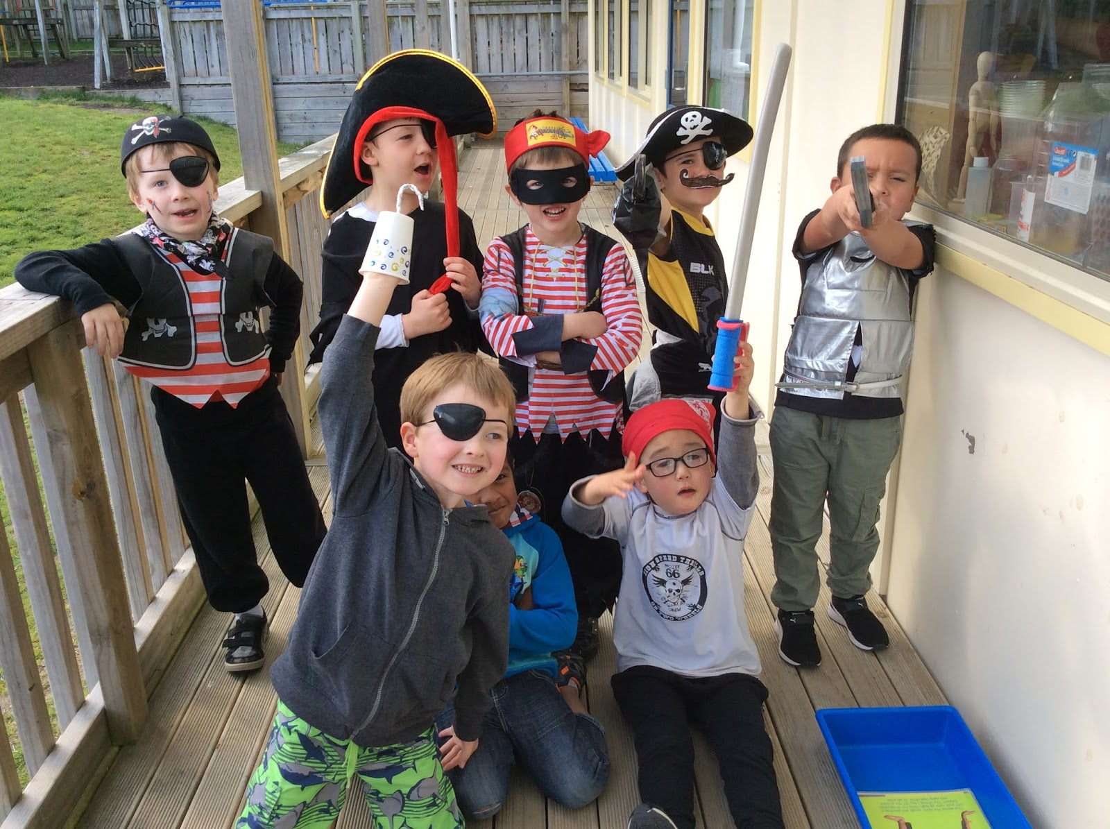 What a fantastic day of costumes and fun!! It was Room 20u0027s pirate dress up day today. Check out the Room 20 pirates  sc 1 st  Room 20 & Room 20: Pirate dress up day