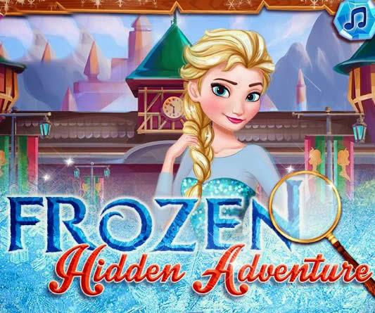 Frozen Gizli Macera