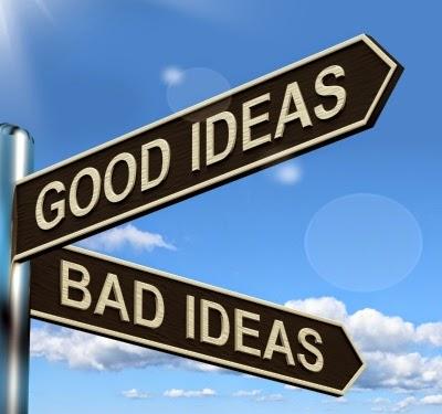 Buenas y malas ideas