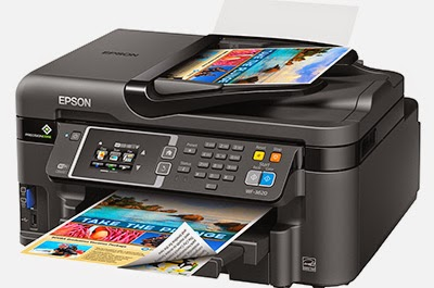 Epson Workforce 3620 Printer Driver Download