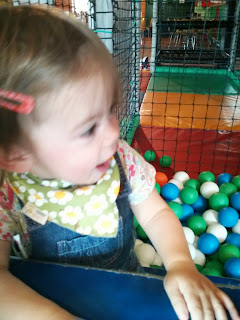 in ball pool