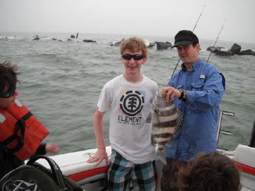 Galveston texas fishing reports 3 26 2011 galveston jetty for Galveston jetty fishing report