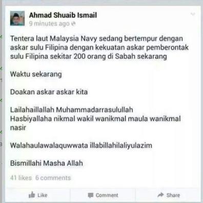 Tentera Laut Diraja Malaysia Bertempur Dengan Pengganas Sulu