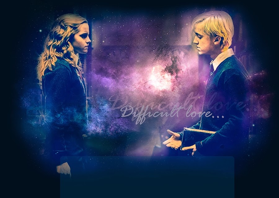 Dramione - Difficult Love