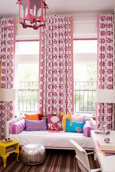 jvw home: Radiant Orchid - 2014 color of the year