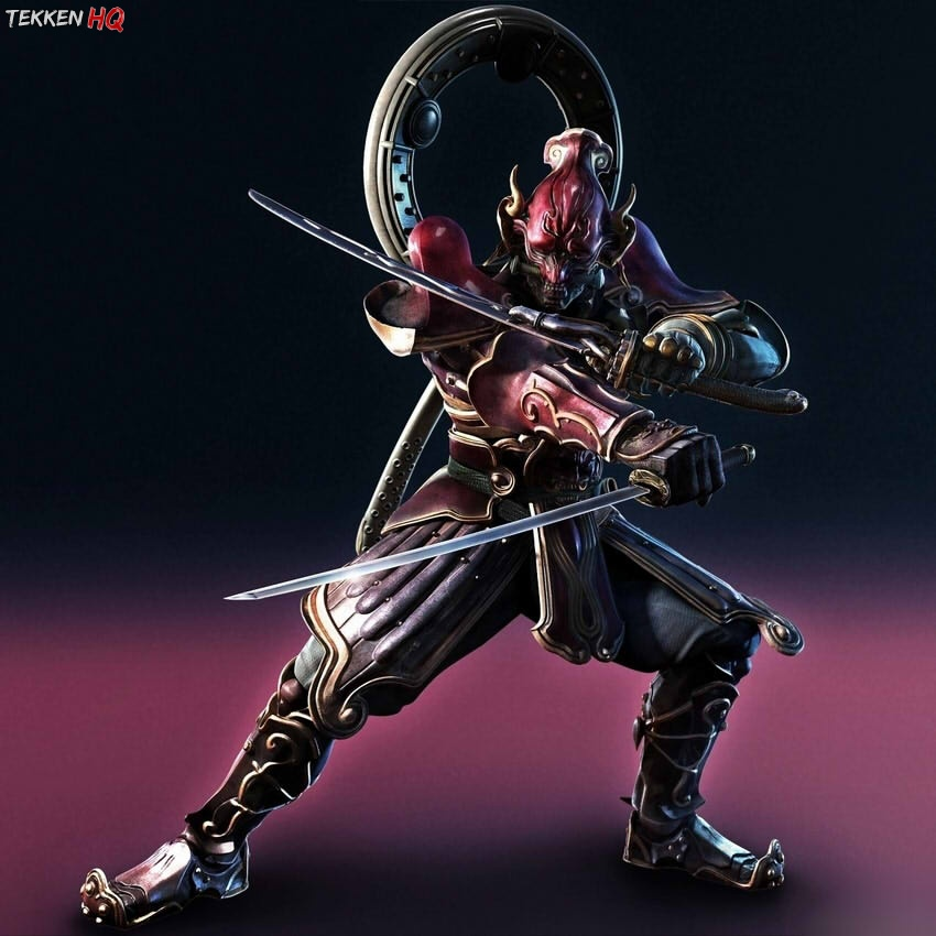 Yoshimitsu | Tekken Headquarter