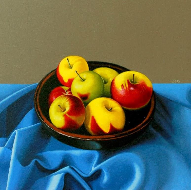 manzanas-pintadas-al-oleo