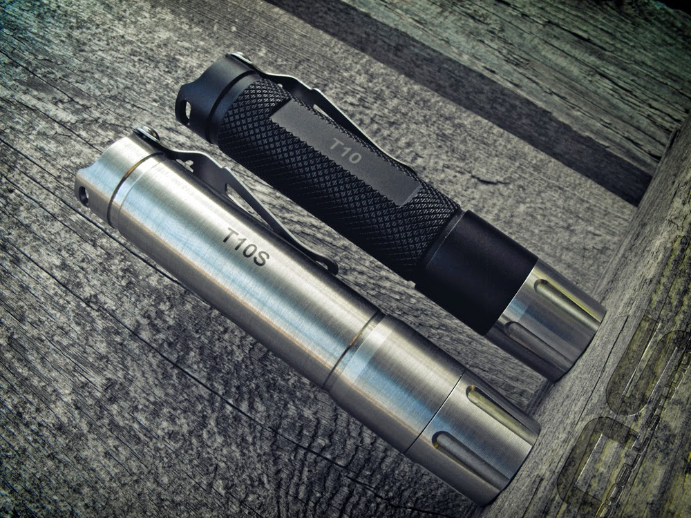 high value edc flashlights
