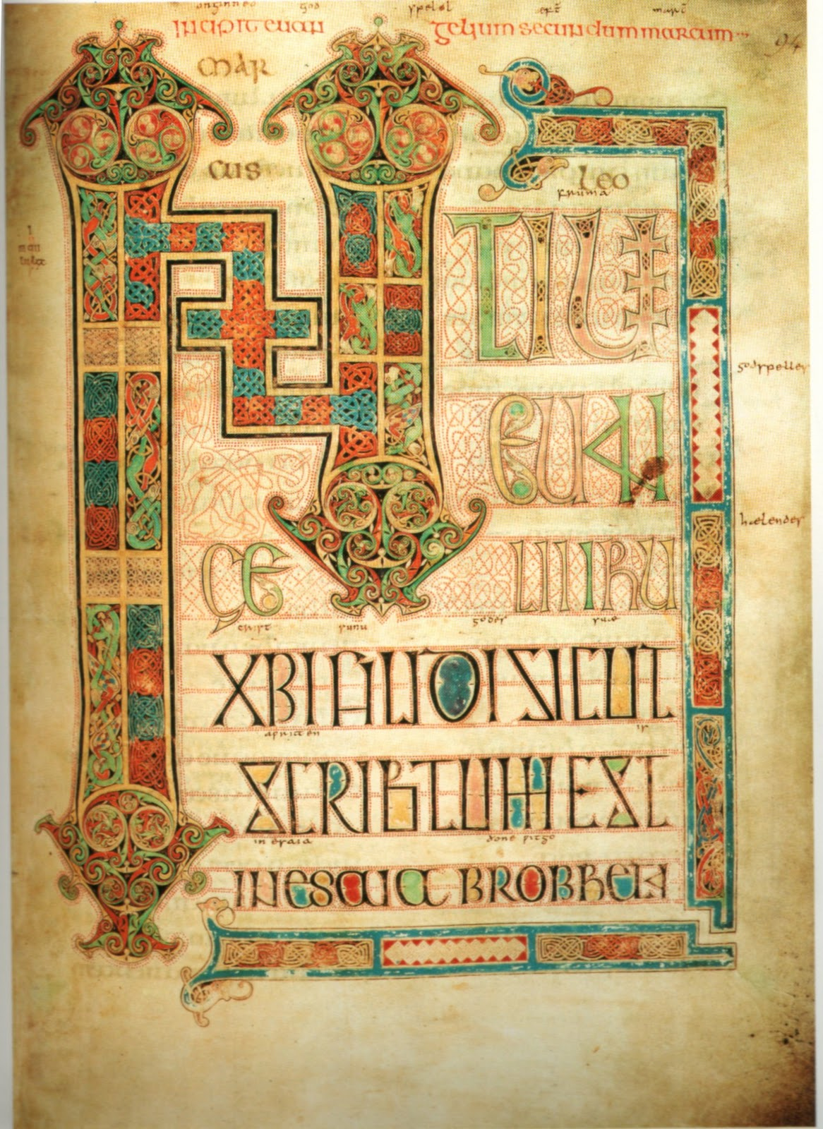 an illustrator u0026 39 s inspiration  the book of kells and the