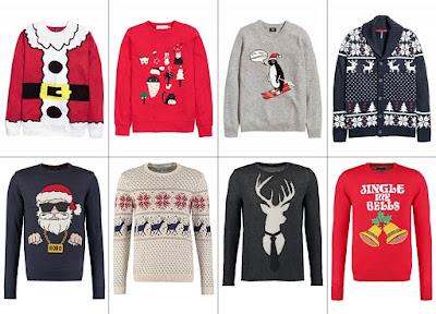 pomysł na prezent, co pod choinkę, co pod choinkę dla chlopaka, świateczny sweter, świateczny sweter dla niego