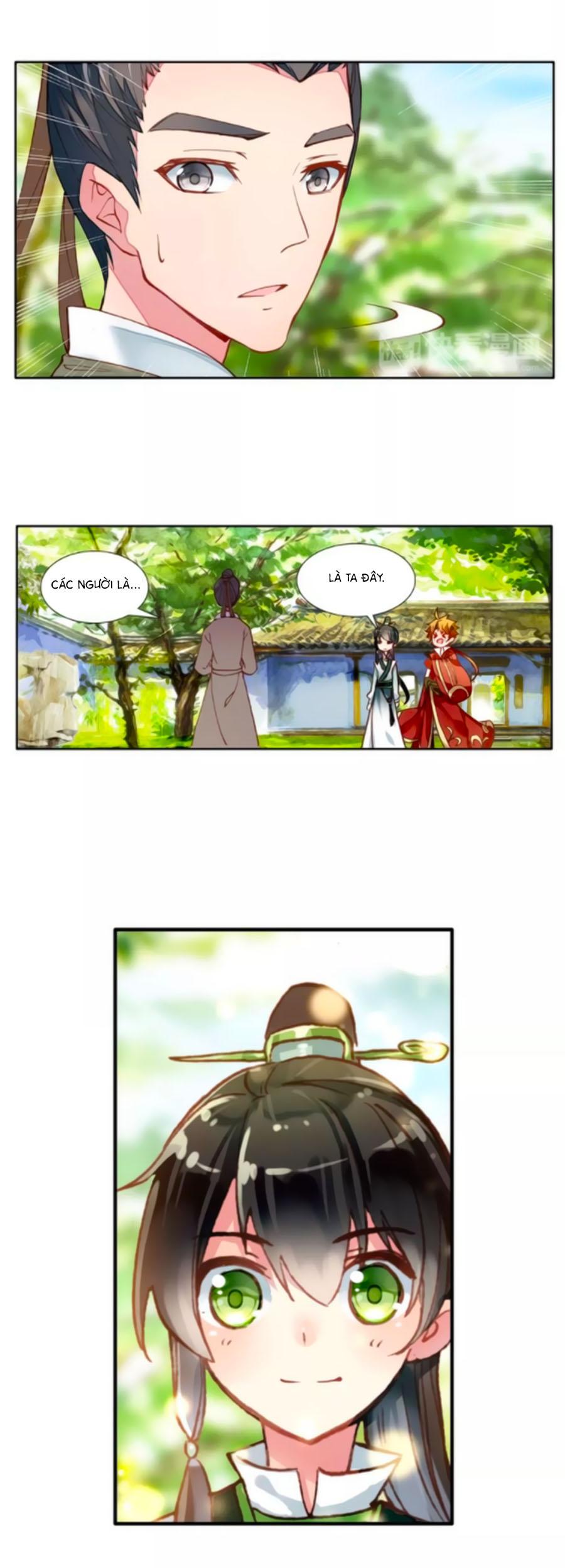 Trâm Trung Lục trang 9