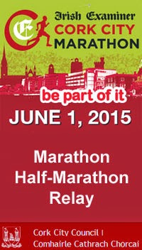 Cork City Marathon...Mon 1st June