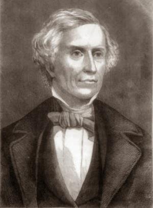 Samuel Morse, Penemu <b>Sandi Morse</b> - Samuel-F-B-Morse