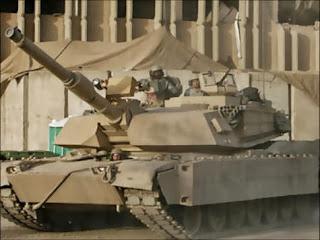 Tank Mesir (foto Aljazeera)