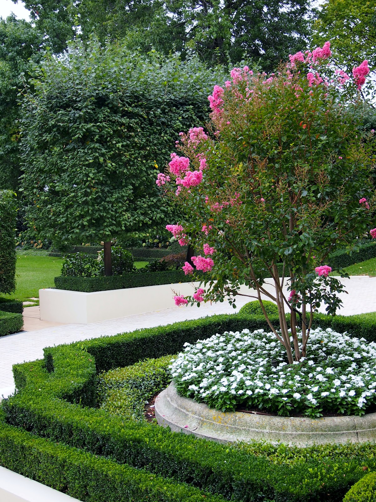 Landscaping Around Hedges : Beautiful south fairytale gates