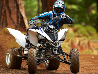 2013 Yamaha Raptor 700 ATV pictures 1