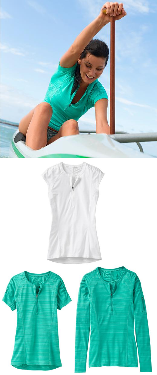 Pacifica UPF shirts | Athleta