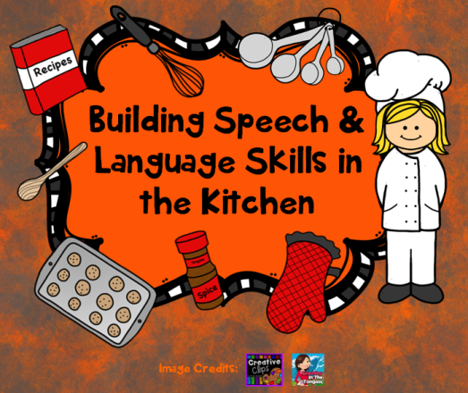 http://www.teacherspayteachers.com/Product/FREEBIE-Building-Speech-Language-Skills-in-the-Kitchen-Parent-handout-1544914