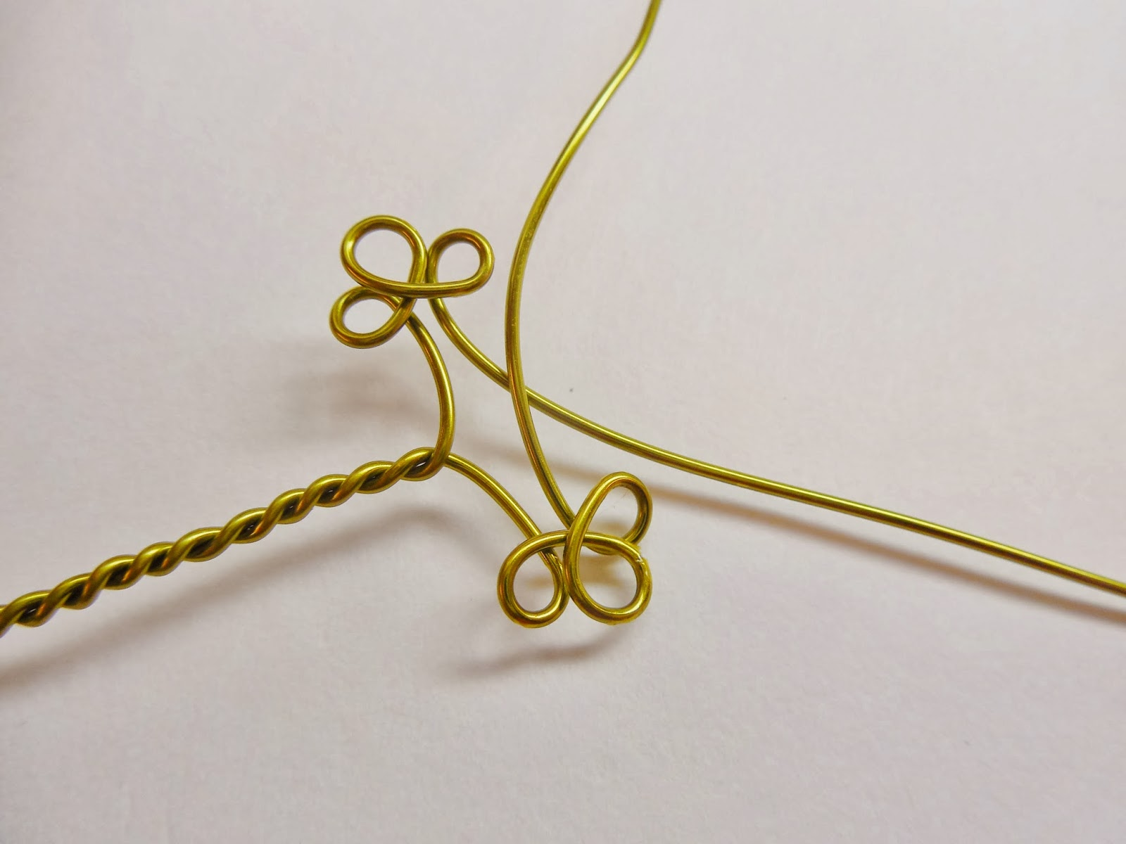Dawn Blair\'s Jewelry and Eclectica Blog: Easy Wire Wrapping: The ...