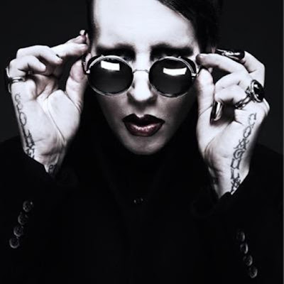 marilyn manson, blog mortalha