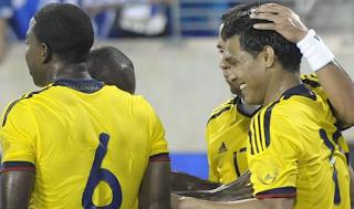 Resultado Amistoso Colombia Vs Honduras