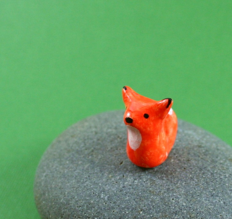 Simple Clay Animal Sculptures First, i created 17 simple