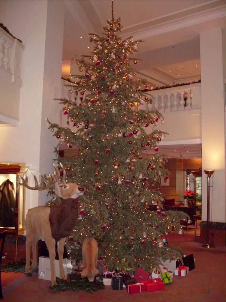 Mandarin Oriental Munich Christmas