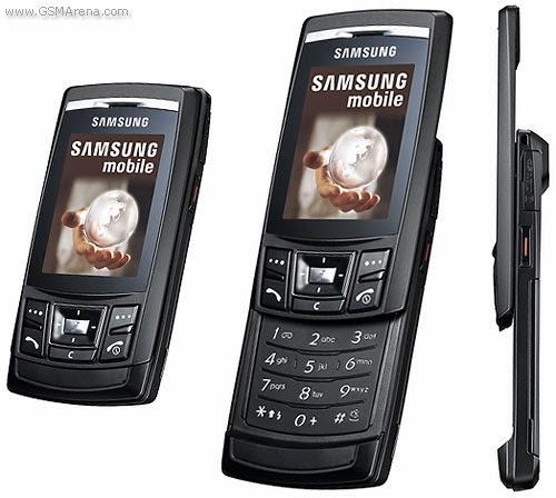 Samsung D840 Latest Firmwares