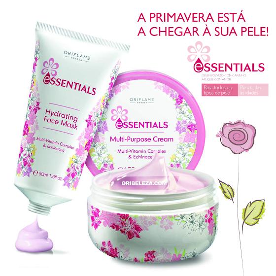 Primavera Essentials da Oriflame