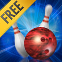 Action Bowling Free Icon Logo