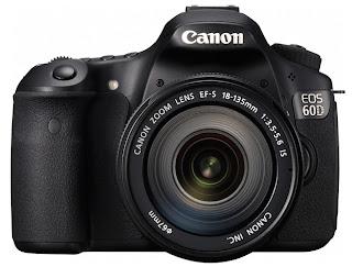 Harga Kamera Digital SLR 2012