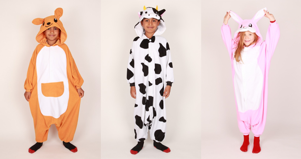 Kigu Animal Costumes for Kids