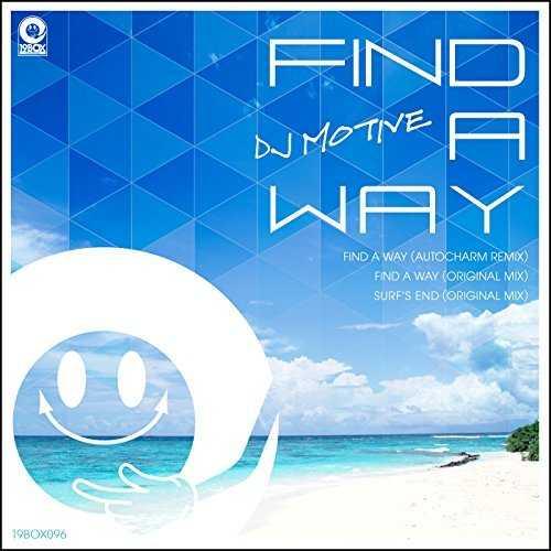 [Single] DJ Motive – Find A Way (2015.08.10/MP3/RAR)