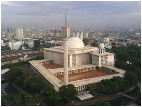 Masjid Istiqlal (Indonesia)