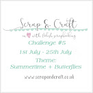 UTFORDRING HOS SCRAP & CRAFT