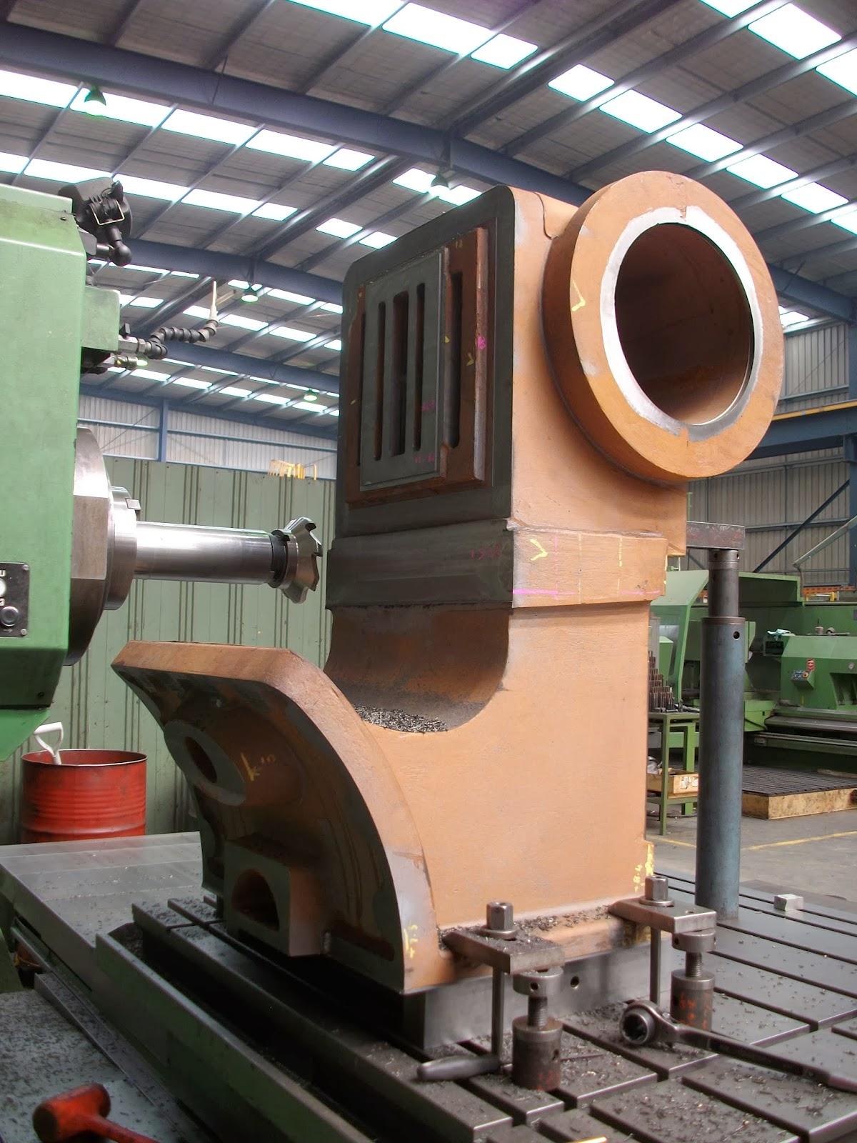Machining Na Cylinders