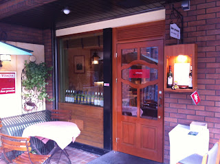 Ano Prosim Czech restaurant in Hiroo Tokyo